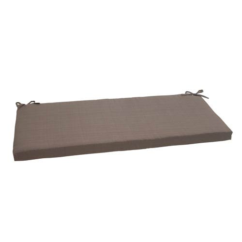 Outdoor Forsyth Bench Cushion in Taupe