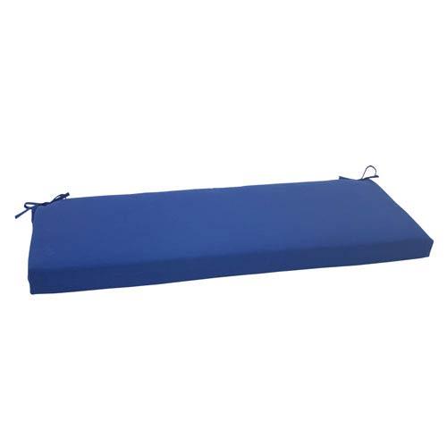 Outdoor Fresco Bench Cushion in Navy