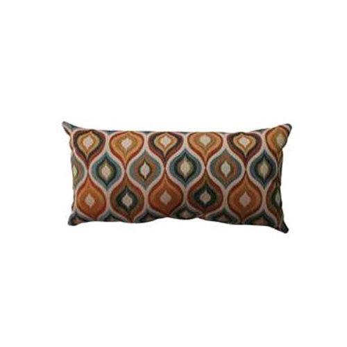 Flicker Jewel Multi Colored Pillow