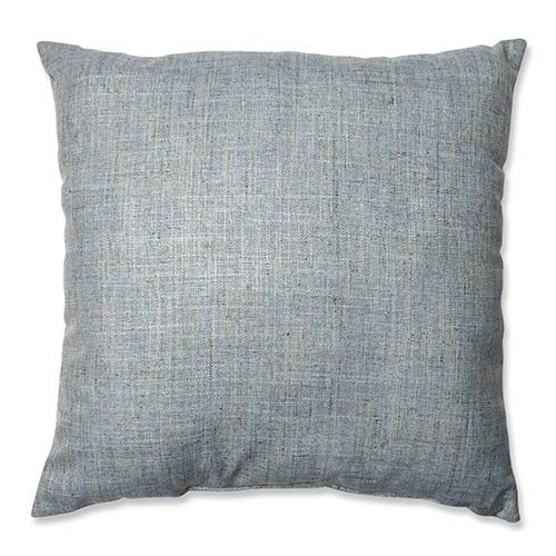 Handcraft Nile Blue 24.5-Inch Square Floor Pillow