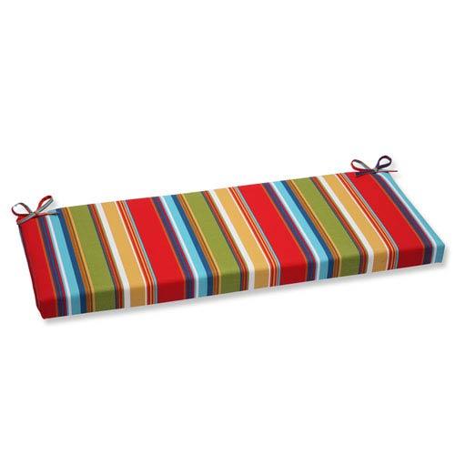 Pillow Perfect Westport Garden Outdoor Bench Cushion