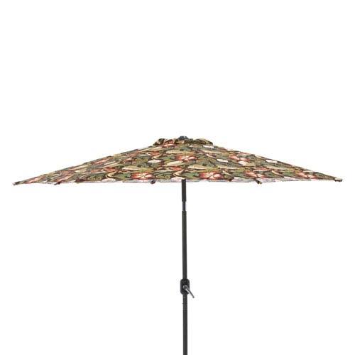 Coventry Brown 9-foot Patio Market Umbrella