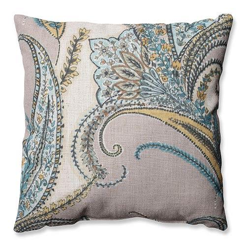 Pillow Perfect Rimby Dune 16.5-Inch Throw Pillow