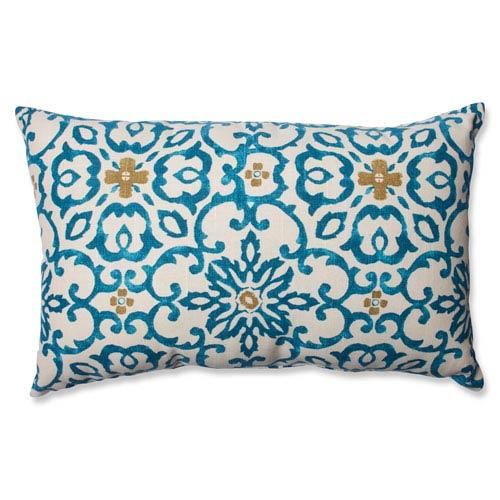 Pillow Perfect Souvenir Scroll Rectangular Throw Pillow