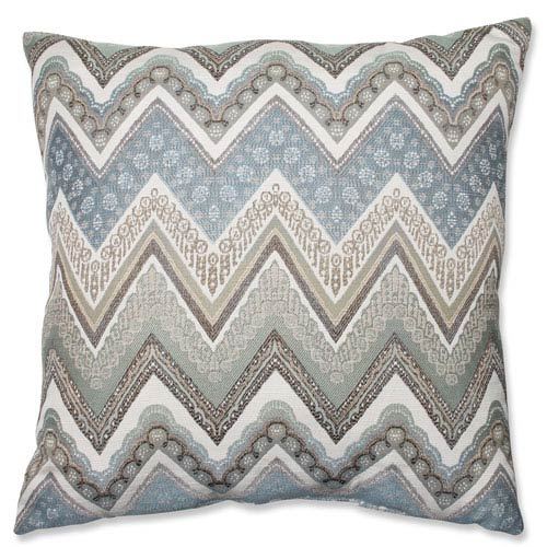 Cottage Mineral 24.5-inch Floor Pillow