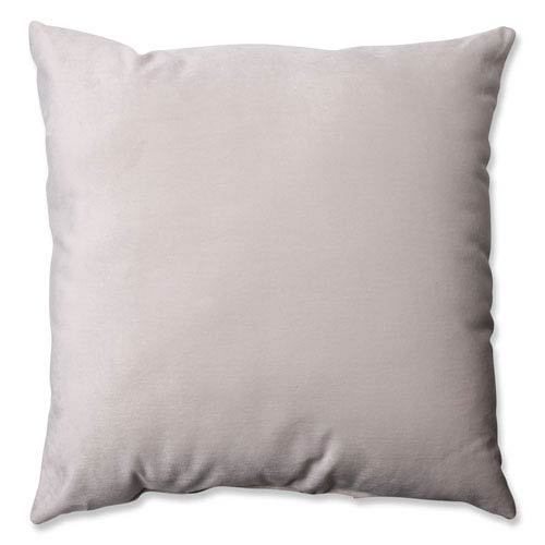 Belvedere Beach Knit Velvet 24.5-inch Floor Pillow