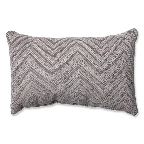 Union Driftwood Chenille Rectangular Throw Pillow