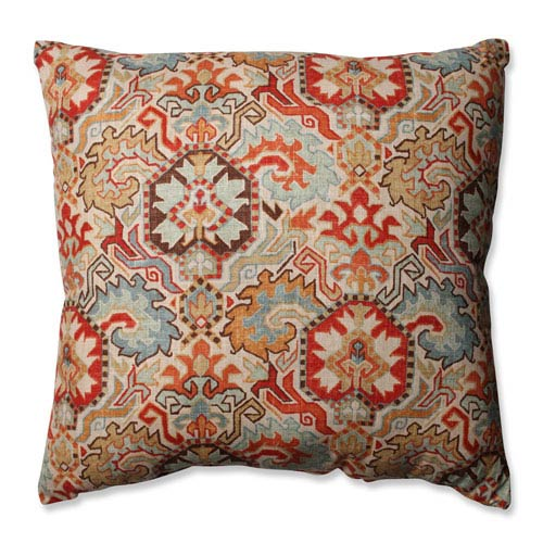 Madrid Multicolor 24.5-Inch Floor Pillow