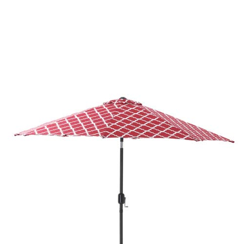 Outdoor / Indoor Kobette Teal 9-foot Patio Market Umbrella