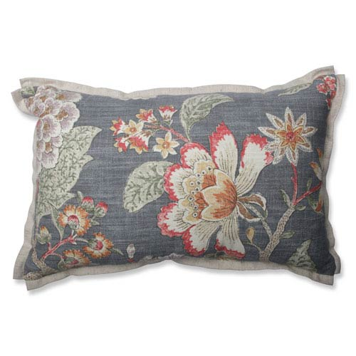 Pillow Perfect Room With A View Haze Rectangular Throw Pillow