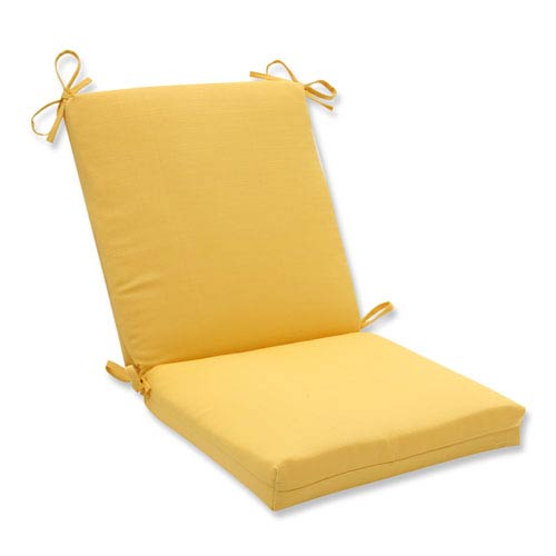 Outdoor Forsyth Soleil Squared Corners Chair Cushion
