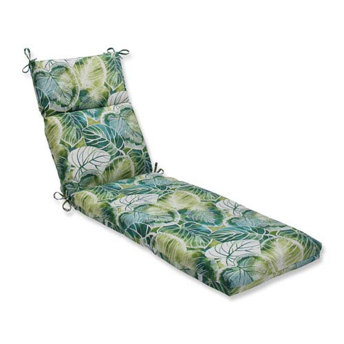 Outdoor Key Cove Lagoon Chaise Lounge Cushion