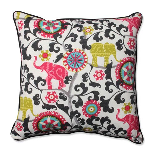 Outdoor Menagerie Spectrum 25-inch Floor Pillow