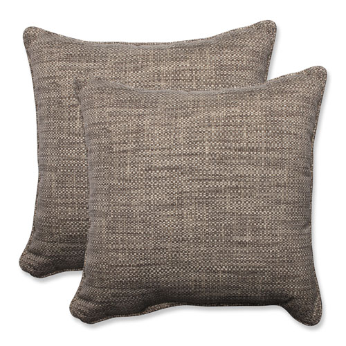 Outdoor Remi Patina 18.5-inch Throw Pillow, Set of 2