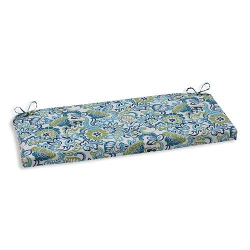 Outdoor Zoe Mallard Bench Cushion