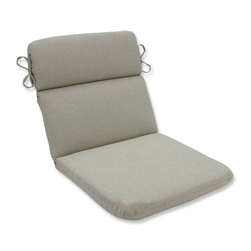 Outdoor / Indoor Rave Driftwood Rounded Corners Chair Cushion