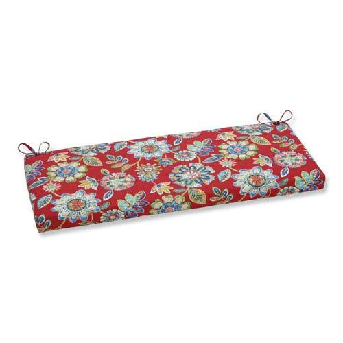 Outdoor / Indoor Daelyn Cherry Bench Cushion