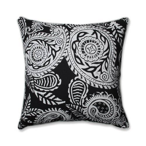 Outdoor / Indoor Addie Night 25-inch Floor Pillow