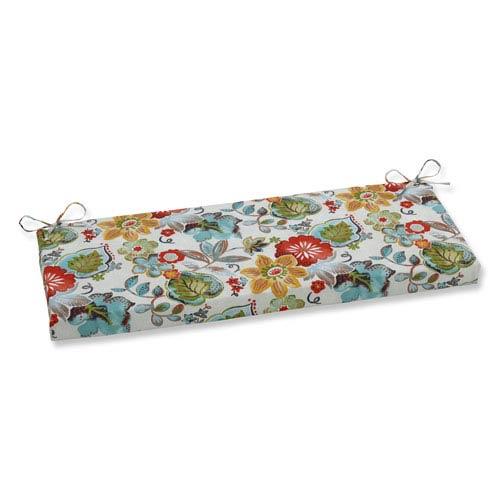 Outdoor / Indoor Alatriste Ivory Bench Cushion