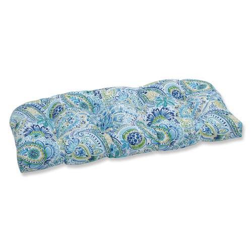 Outdoor / Indoor Gilford Baltic Wicker Loveseat Cushion