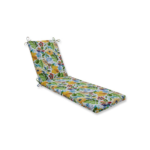 Lensing Garden Chaise Lounge Cushion