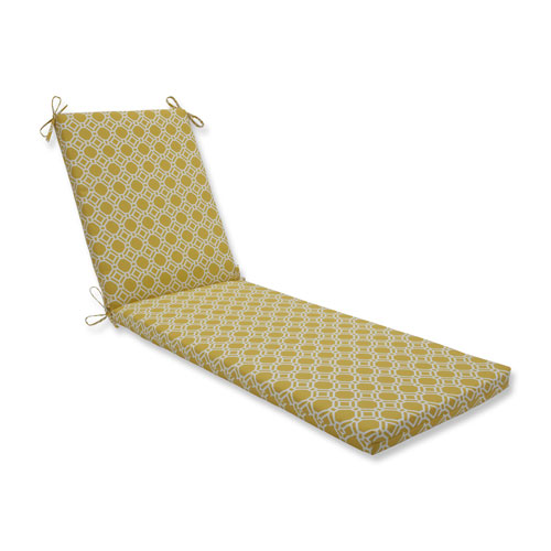 Rossmere Sunshine Chaise Lounge Cushion