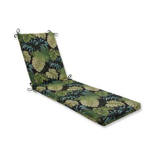 Tropique Peridot Chaise Lounge Cushion