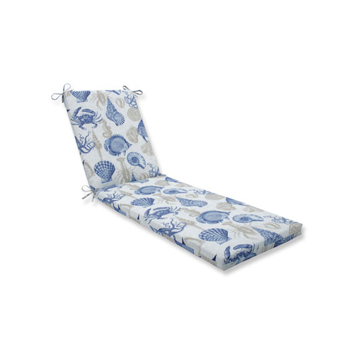 Sealife Marine Chaise Lounge Cushion