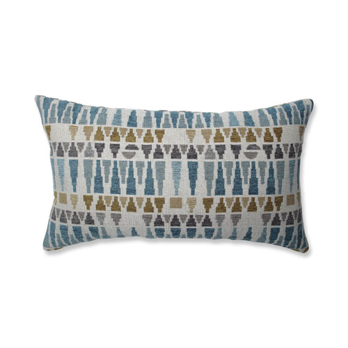 Blue And Gold Throw Pillows Bellacor