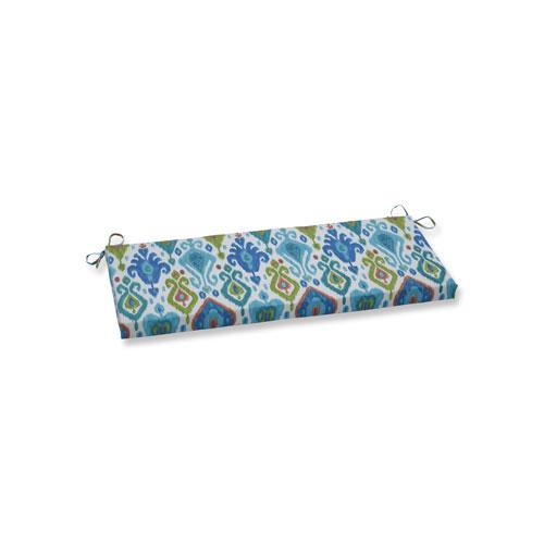 Paso Caribe Blue Bench Cushion