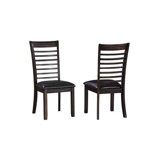 Ally Espresso Dining Side Chair