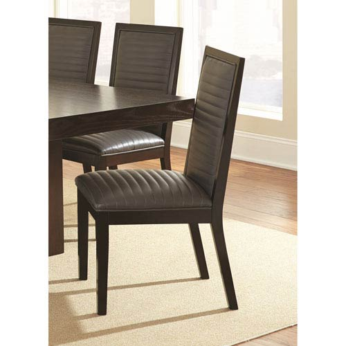 Antonio Side Chair, Charcoal
