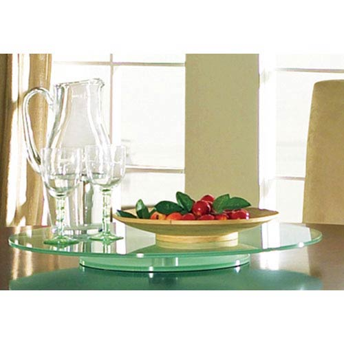 Avenue Small Frosted Lazy Susan
