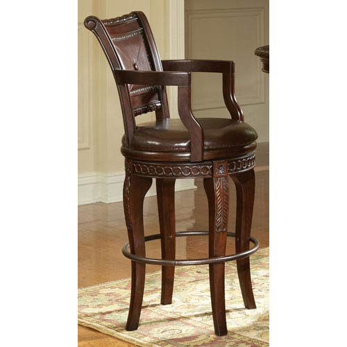 Antoinette Swivel Bar Chair