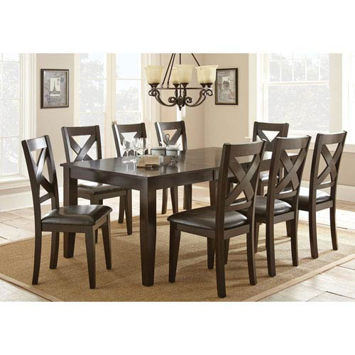 Steve Silver Company Crosspointe Dining Table