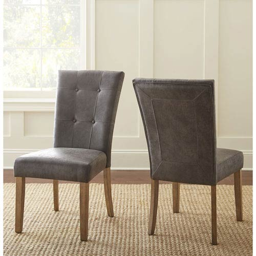Debby Side Chair Grey