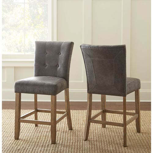 Debby Counter Chair Grey