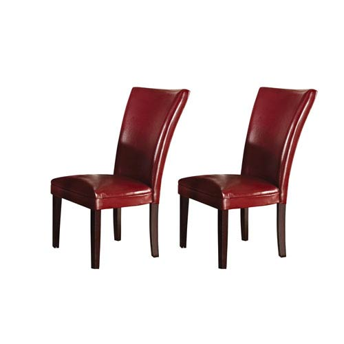 Hartford Parsons Chair, Red