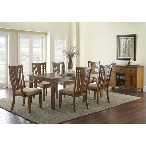 Larkin Dining Table with Leaf