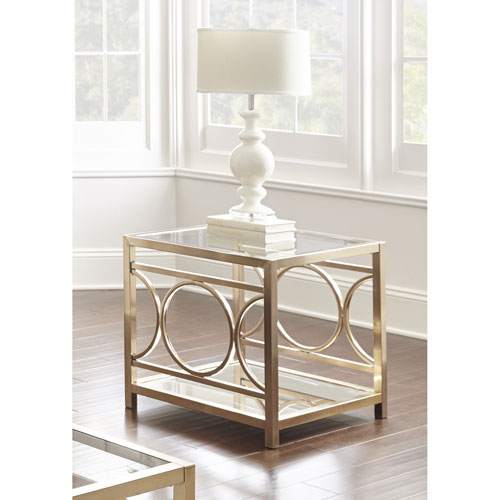 Steve Silver Company Olympia End Table