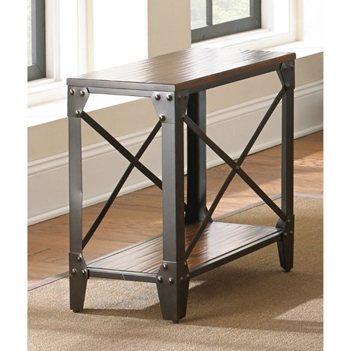 Steve Silver Company Winston Chairside End Table