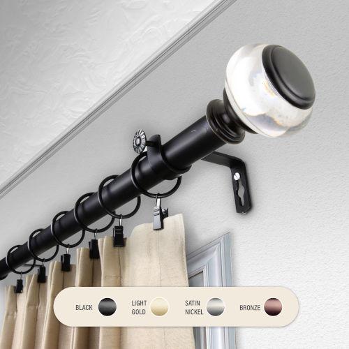 Ironwood Curtain Rod