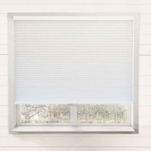 Chicology White 28-Inch x 84-Inch Cordless Cellular Shade