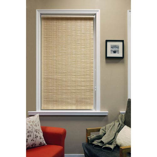 Chicology Florence Sand 64 x 39-Inch Roller Shade