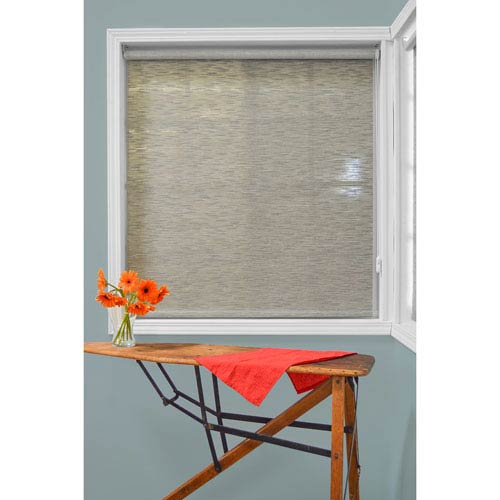 Chicology Candyfloss Coal 64 x 27-Inch Roller Shade