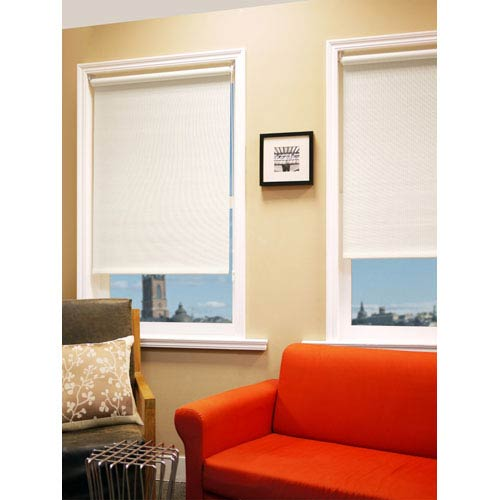 Chicology Montana Rice 72 x 33-Inch Roller Shade