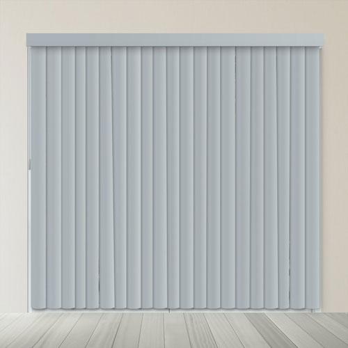 Slate Gray 78 In. x 84 In. Blinds
