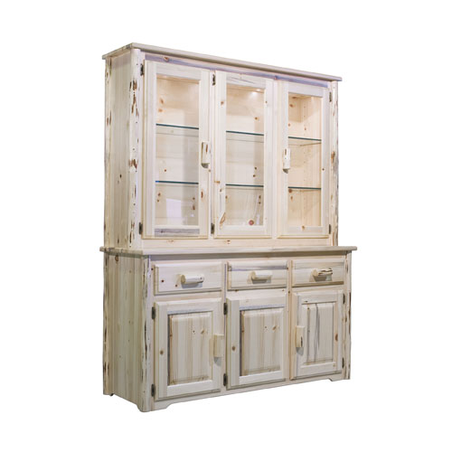 Rustic Kitchen Hutch: Rustic Kitchen Hutch