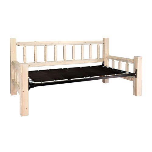 Montana Woodworks    Homestead Unfinished Daybed