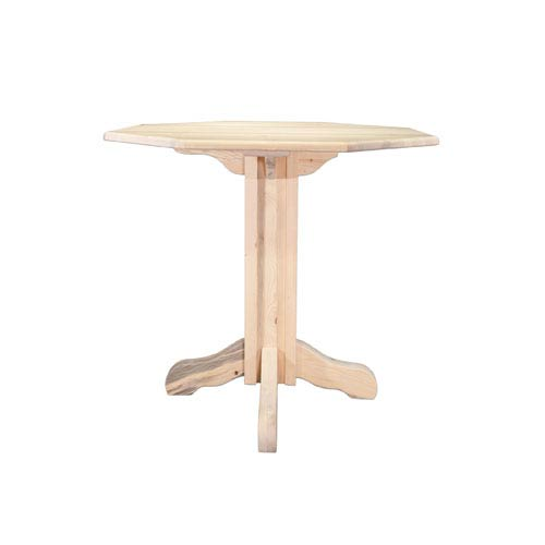 Montana Woodworks    Homestead Lacquered Table, Pub